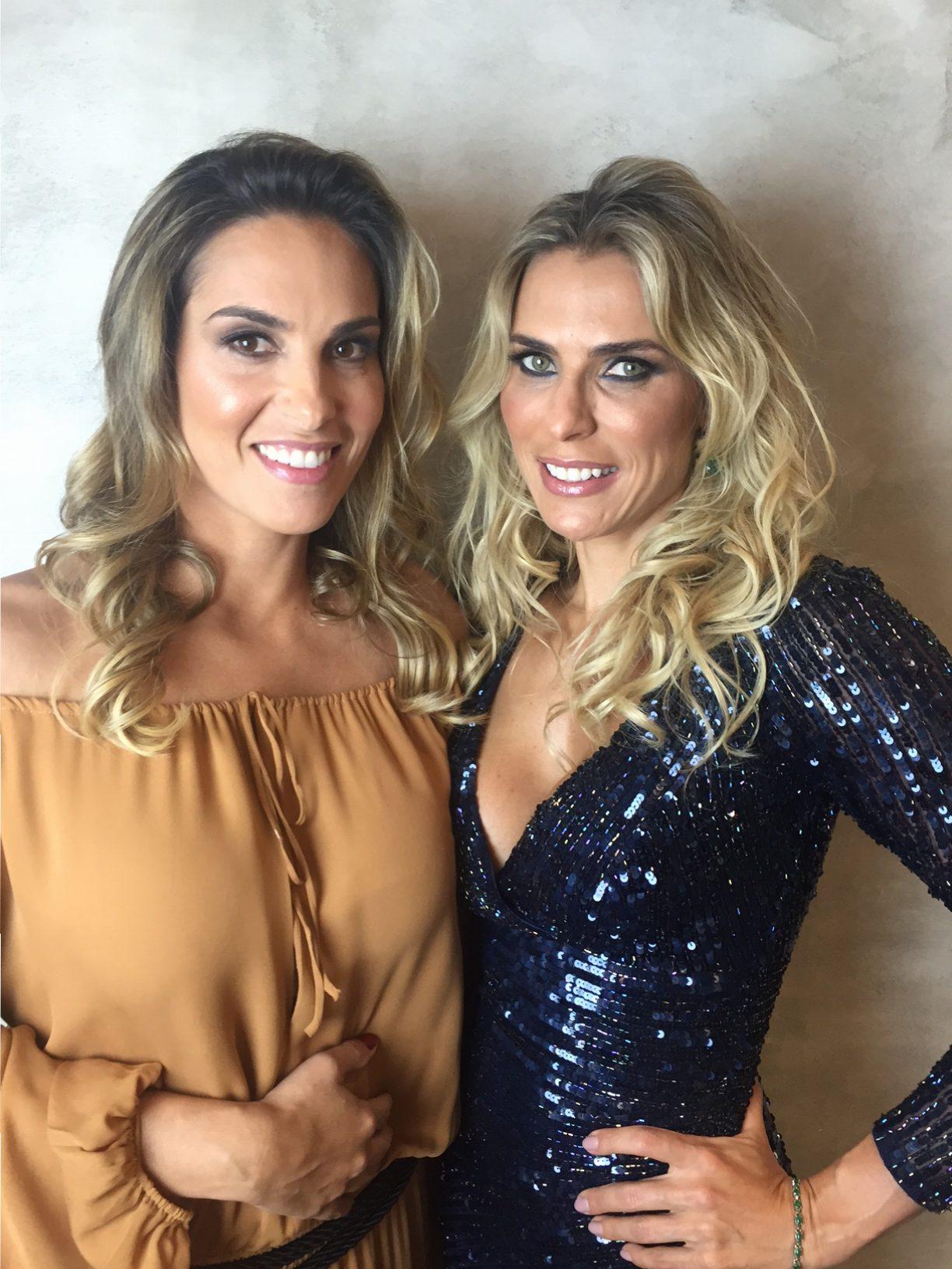 Cintia Furlani e Karina